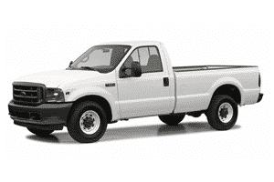 F250 2001 – 2006