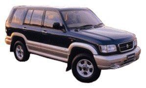 Jackaroo 1998 – 2003